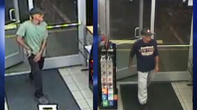 Man sought for robbing Mission Valley convenience store three times