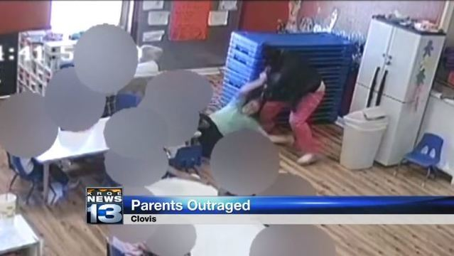 Parents sue after fight at New Mexico preschool